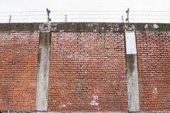 Prisión vieja Imagen de archivo libre de regalías