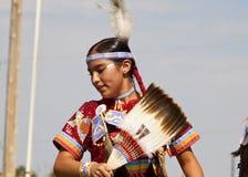 Prisioneiro de guerra nativo uau South Dakota Fotografia de Stock