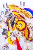 Prisioneiro de guerra wow do tribo do Paiute foto de stock