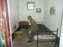 Prisioner de la cárcel en Tierra del Fuego Foto de archivo libre de regalías