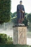 Prisionier Statue Dacian, im Boboli-Garten, Florenz lizenzfreies stockbild