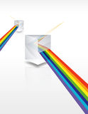 Prism Royalty Free Stock Photo