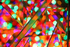 Prism Abstract royalty free stock photography
