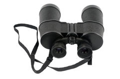 Prism binoculars Royalty Free Stock Photo