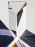 Prisma e espectro fotografia de stock royalty free