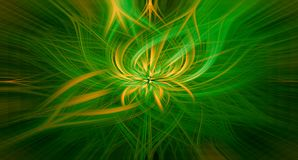 Prisma van kleurenabstractie voor achtergrond of behang vector illustratie
