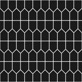 Prismatisk tegelplattatextur Arkivfoto