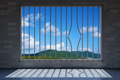 Prison Royalty Free Stock Photography