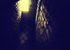 Prison. S21 prison of  Pol Pot  from Cambodia Stock Photo