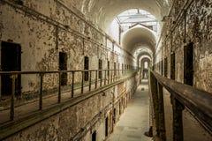 Prison abandonnée. Photo libre de droits