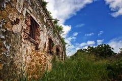 Prison abandonnée Image libre de droits