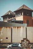 Prison in Barcelona Stock Photos
