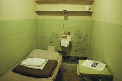 Prison Cell Stock Photography