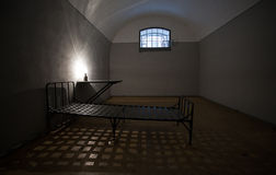 Prison cell Royalty Free Stock Photography