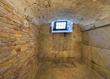Prison cell Royalty Free Stock Images