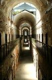 Prison cellblock Stock Image