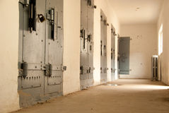 Prison Cells Stock Photography