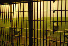 Prison Cells Stock Photos