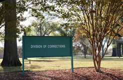 Prison Corrections Center Stock Photography