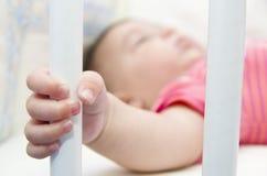 Prison Crib. Royalty Free Stock Images