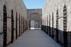 Prison d'État de Yuma Photographie stock libre de droits