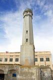 Prison d'Alcatraz à San Francisco, Etats-Unis photos stock