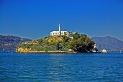 Prison d'Alcatraz Photographie stock libre de droits
