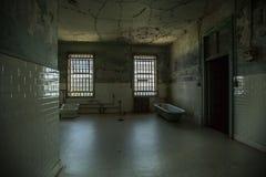 Prison d'Alcatraz images libres de droits