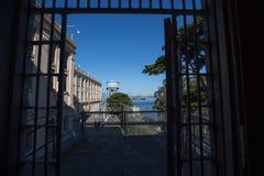 Prison d'Alcatraz photo libre de droits