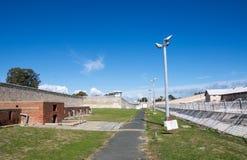 Prison de Fremantle : Yard supérieur Photos libres de droits