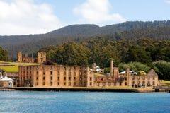 Prison de Port Arthur photographie stock