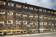 Prison de route de Crumlin, Belfast, Irlande du Nord photographie stock