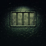 Prison door Royalty Free Stock Photos