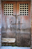 Prison door Royalty Free Stock Images