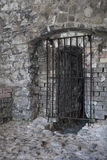 Prison environment Royalty Free Stock Images
