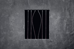 Free Prison Escape Background Stock Images - 121172634