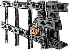 Prison Stock Image