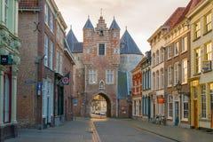 Free Prison Gate From Lievevrouwenstraat, Bergen Op Zoom Stock Photo - 142621230