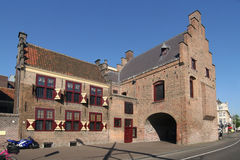 Prison Gate Museum in The Hague Stock Photography
