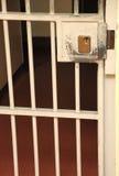 Prison gateway Stock Photo