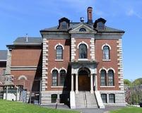 Prison historique de Penobscot photographie stock libre de droits