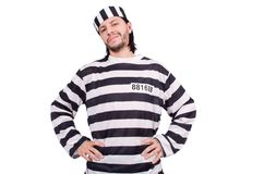 Prison inmate Stock Photography