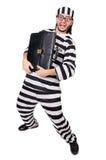 Prison inmate Royalty Free Stock Image