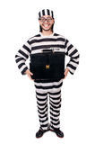 Prison inmate Royalty Free Stock Images