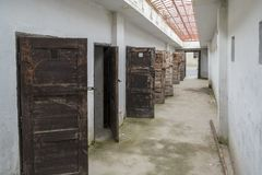 Free Prison Inside Terezin Small Fortress Stock Image - 136100361