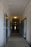 Prison interior royalty free stock photo