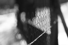 Prison jail fence background Royalty Free Stock Photo