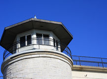 Prison Jail Guard Patrol Tower  Stock Photos