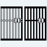 Prison, jail Stock Images
