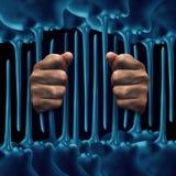 Prison Lies Concept Stock Photos